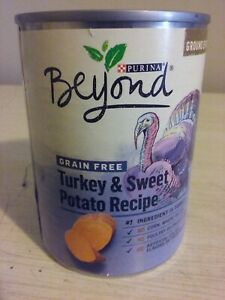 Purina Beyond Turkey & Sweet Potato (Canned Dog Food)
