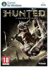 Hunted The Demon Forge  GAME NEW