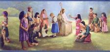 Chesapeake Children of the World Multi-Colored Wallpaper Border - FF03211B