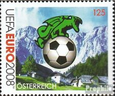 Austria 2724 mint never hinged mnh 2008 Football-european championship