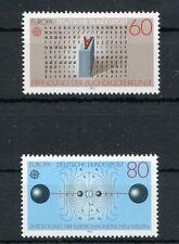 Bund 1175/6 **  - Buchdruckerkunst/Elektromagnetische Wellen - EUROPA