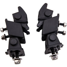 2 Pcs Front Hood Latch Hood Lock Catch Hood Latches For Jeep Tj Wrangler 97 06 Fits 1997 Jeep Wrangler