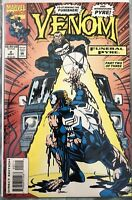 Venom Funeral Pyre #2 1993 Marvel Comics Punisher