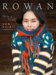 Rowan New Nordic Unisex Collection by Arne & Carlos
