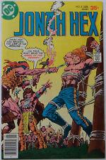 Jonah Hex #8 (Jan 1978, DC), VFN-NM, explains Hex's face disfigurement (origin)