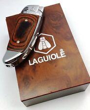 Eloquentes LAGUIOLE Feuerzeug NEU+OVP in stylischer Geschenk-Box
