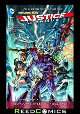 JUSTICE LEAGUE VOLUME 2 THE VILLAINS JOURNEY GRAPHIC NOVEL Collects (2011) #7-12