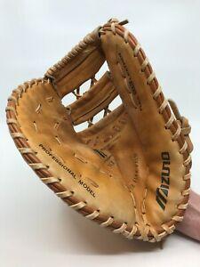 Mizuno MZ F20 Super Flex First Base Leather Baseball Mitt LHT 13 Inches  [16]