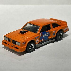 Hot Wheels Flat Out Vintage Original 1978 Orange Loose Good Decals Excellent