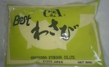 C&A amarikosin Best Wasabi Powder 300g 10.58 oz for sashimi sushi Japanese spice