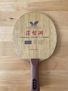 Butterfly Chuan Chih Yuan Off- Table Tennis Blade Bat  Flare Handle