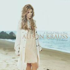 ALISON KRAUSS - A HUNDRED MILES OR MORE: COLLECTION CD ALBUM (2008)