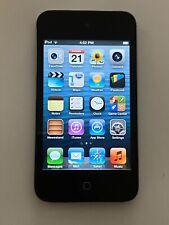 Apple iPod Touch 4th Generation 8Gb Black no return