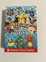 Pokemon Classic Collection Box Setof 8 Chapter Books Free Post