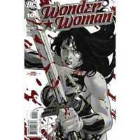 Wonder Woman (2006 series) #10 in Near Mint minus condition. DC comics [*g3]