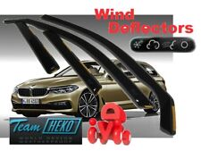BMW Series 5 (G31) 2017 -  5D Wind deflectors  4.pc HEKO 11172