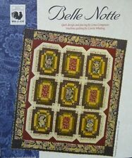 """Red Rooster Belle Notte Quilt Fabric Kit - 59"""" x 68"""""""
