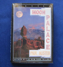 PAUL AUSTER Moon Place REVIEW COPY wi PUBLISHER'S INFO.