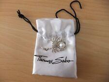 Thomas Sabo Skorpion mit Muschel Anhänger Silber 925