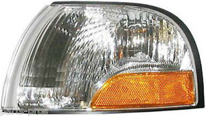 New Replacement Corner Light Lamp LH / FOR 2001-02 NISSAN QUEST