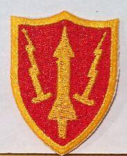 Unites States ARMY AIR DEFENSE COMMAND ARADCOM Iron-On Military Patch