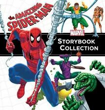 Marvel The Amazing SpiderMan Storybook Collection 1st Edition Hardcover