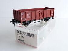 FLEISCHMANN 5205 WAGON TOMBEREAU DE LA DB
