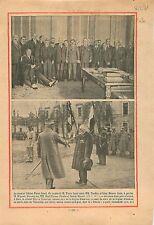 Pierre Laval André Tardieu Léon Bérard Maginot Flandrin Gaston 1931 ILLUSTRATION