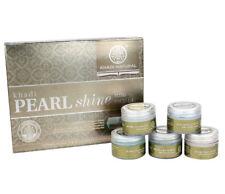 Khadi Natural Mini Facial Kit Pearl Shine For Shiny & Brightening Skin