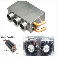 12v Double Side Iron Compact Car Heater Heat Heating Defroster Demister 3-hole Fashionable Patterns Car & Truck Parts Ebay Motors