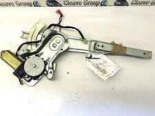 Rover 25  MG ZR Door winder mech and motor regulator LEFT Side  5 Door