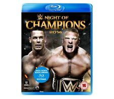 Official WWE - Night of Champions 2014 Blu-Ray