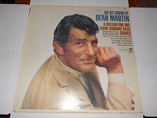 DEAN MARTIN The Hit Sound of Dean Martin REPRISE R-6213 '66 OG Mono Pop Vocal