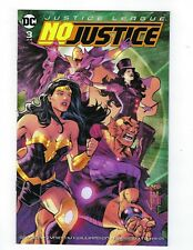 Justice League: No Justice # 3 of 4 Regular Cover NM DC