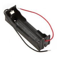 5 Pcs DIY battery storage box case holder for 3.7V 18650 Lithium batteries SS