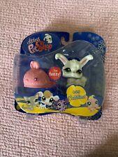 Littlest Pet Shop White Bunny #515