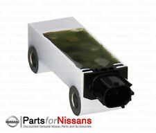 Genuine Nissan Frontier Xterra Path Front Grille Center Air Bag Crash Sensor OEM