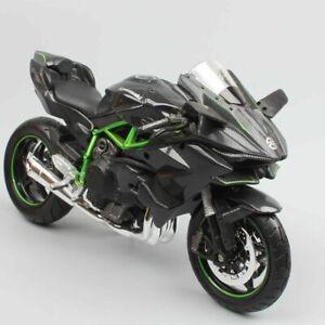 Maisto 1/12 Scale Kawasaki Ninja H2r Motorcycle Model Bike Diecast Racing Toys