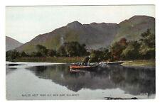 More details for eagles nest - weir quay killarney - photo postcard c1920s