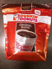 Dunkin Donuts 120 oz Original Blend Ground Coffee 3 Bulk Bags Med Roast 7.5 Lbs