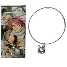 Fairy Tail Snake Logo Pendant Necklace Anime Necklace Cosplay Accessories