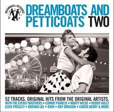Dreamboats and Petticoats, Vol. 2 (2 X CD)