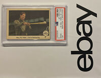 Ted Williams PSA 2 Boston Red Sox 1959 Fleer #51 Babe Ruth Mantle Maris Yankees