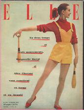 ▬►Elle 376 (1953) COVER TAÏNA ELG_SIMONE RENANT_MODE FASHION VINTAGE