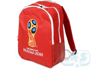 TWCR10: FIFA World Cup Russia 2018 brand new official Backpack Rucksack Bag