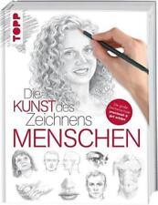 Die Kunst des Zeichnens - Menschen von Frechverlag (2015, Gebundene Ausgabe)