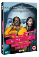 Save Me DVD (2018) Lennie James cert 15 2 discs ***NEW*** FREE Shipping, Save £s