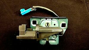 1995-1999 CHEVROLET LUMINA MONTE CARLO  REAR TRUNK LATCH POWER LOCK ACTUATOR OEM