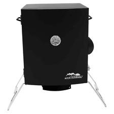 Masterbuilt Propane Portable Electric Smoker MB20073716 Patio 2  - Black 20 B