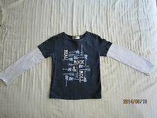 IQ Toddler Boy Long Sleeves Round Neck T-Shirt (3-4yo) 1pcs
